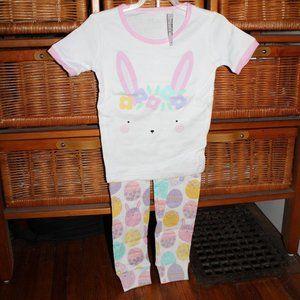 TCP Size 4T SS Buny Theme Pajama Set NWT